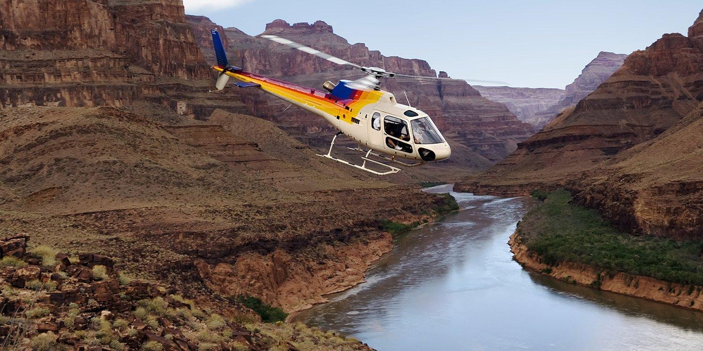 Vol en hélicoptère Grand Canyon